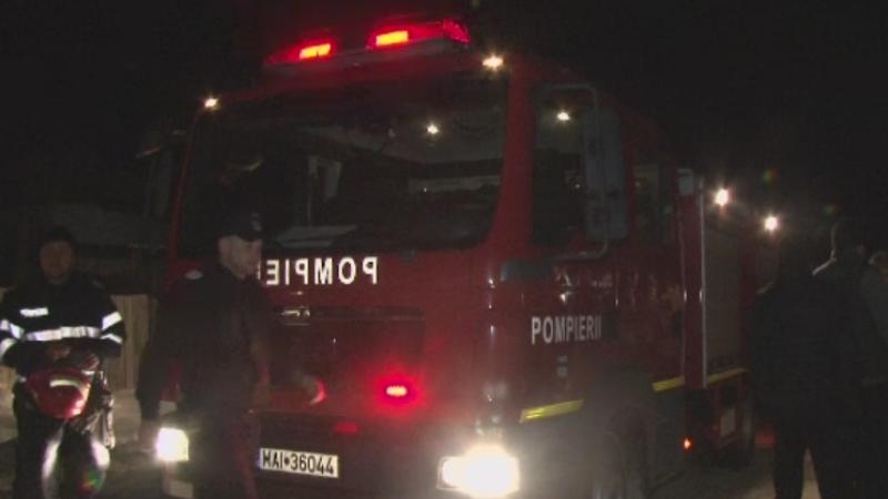 Tragedie intr-o localitate din judetul Bacau. Trei copii cu varste intre 4 luni si 2 ani au murit arsi in casa. Unde era mama