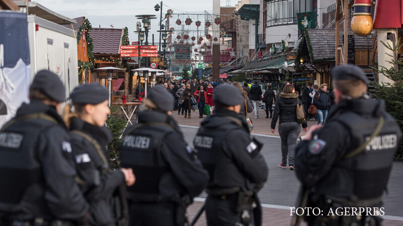 Islamist arestat de politia germana pentru ca pregatea un atentat cu bomba. Ce legaturi avea cu jihadistul ISIS din Viena