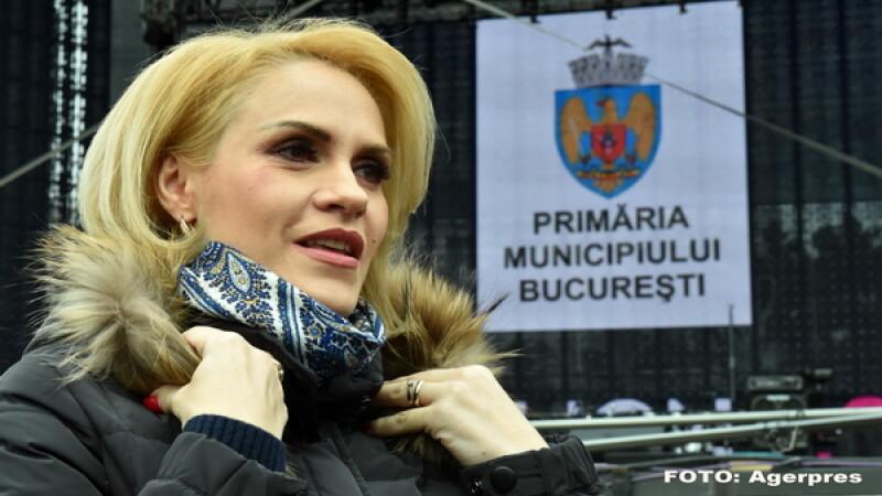 Gabriela Firea il ataca pe Klaus Iohannis, pentru referendum:
