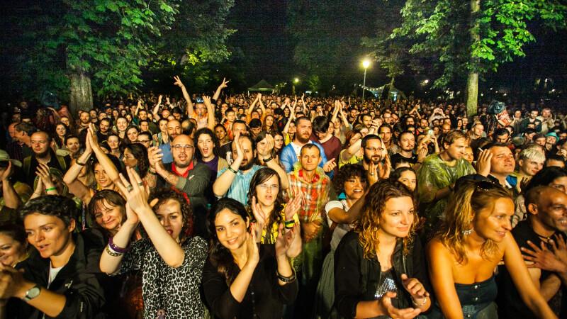 Interpretari spectaculoase dupa Rammstein si Nirvana, la festivalul Jazz in the Park