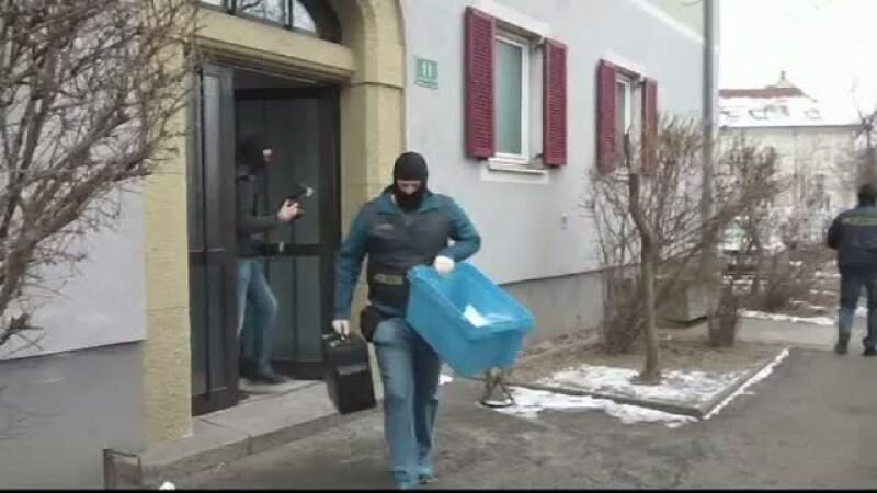 Politia austriaca a arestat 14 persoane banuite ca au legaturi cu organizatia terorista Stat Islamic