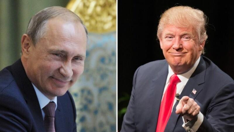 Vladimir Putin si Donald Trump vor avea sambata seara o prima conversatie telefonica.