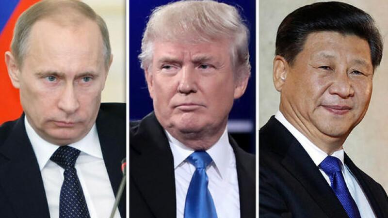 Ce le pregateste Anul Cocosului liderilor mondiali: bani si prosperitate pentru Putin, dificultati pentru Trump