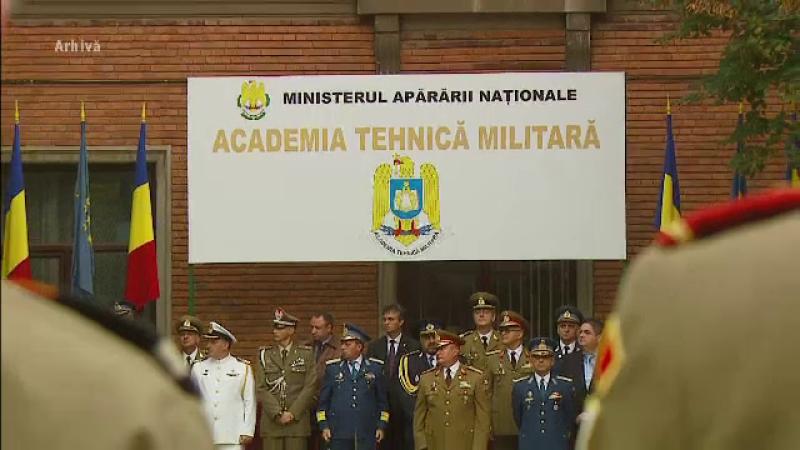 Incident grav la Academia Tehnica Militara din Bucuresti. Cinci studenti au fost raniti dupa ce o grenada a explodat