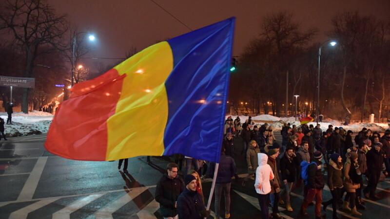 Noi proteste fata de Legea gratierii sunt anuntate duminica in Bucuresti si alte orase. Mii de oameni si-au anuntat prezenta
