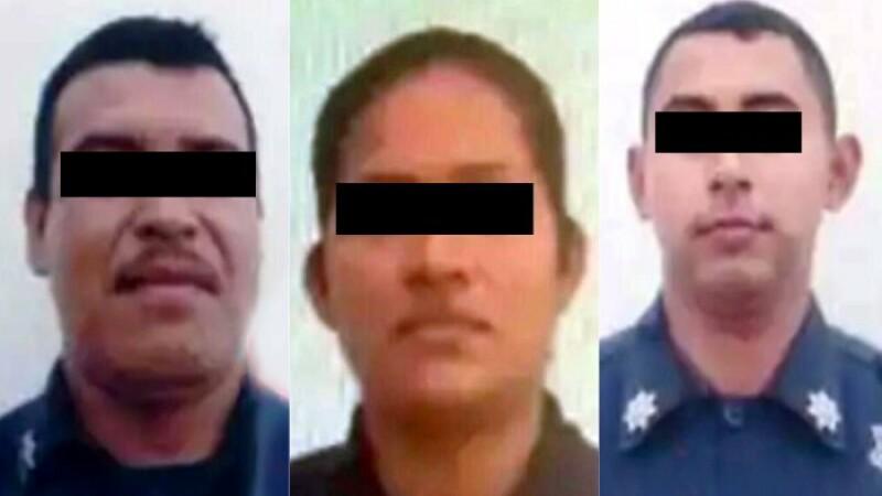 Trei politisti rapiti in Mexic vineri au fost gasiti decapitati, pe un camp. Cine ar fi comis oribila crima