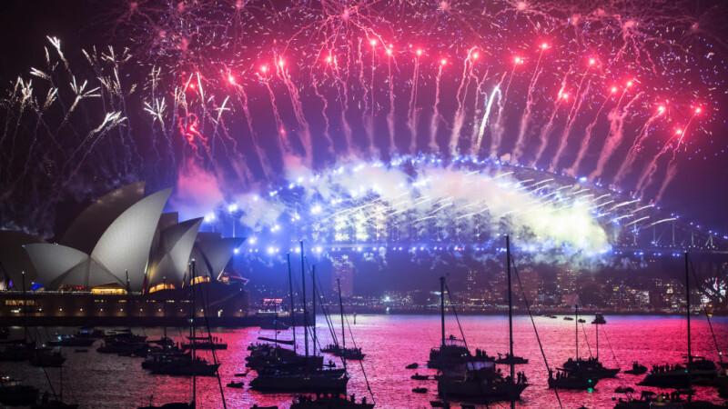 Artificii Australia