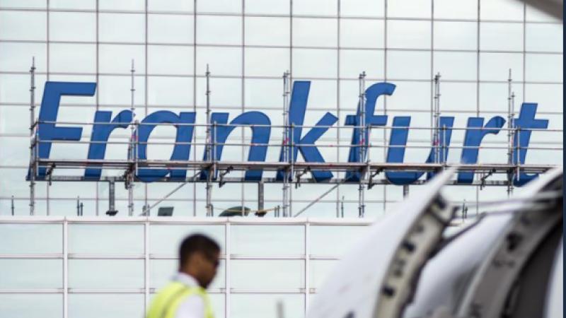 Aeroportul din Frankfurt, închis din cauza unor drone