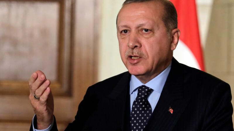 Armata turcă angajează 43.000 de persoane, după un an și jumătate de epurări masive