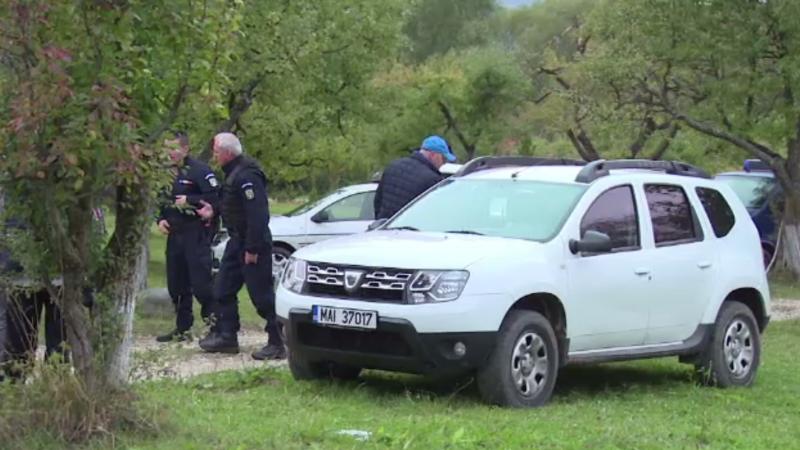 Anchetă greoaie în cazul crimei din Bistriţa Bârgăului. Suspectul refuză să spună unde a abandonat cadavrul