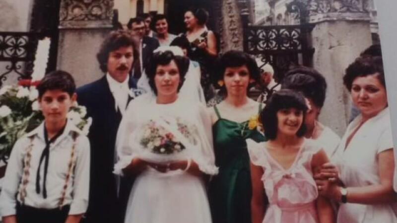 Mirii români căutați de un american pe Facebook, găsiți. Pozele de la nunta lor din 1981