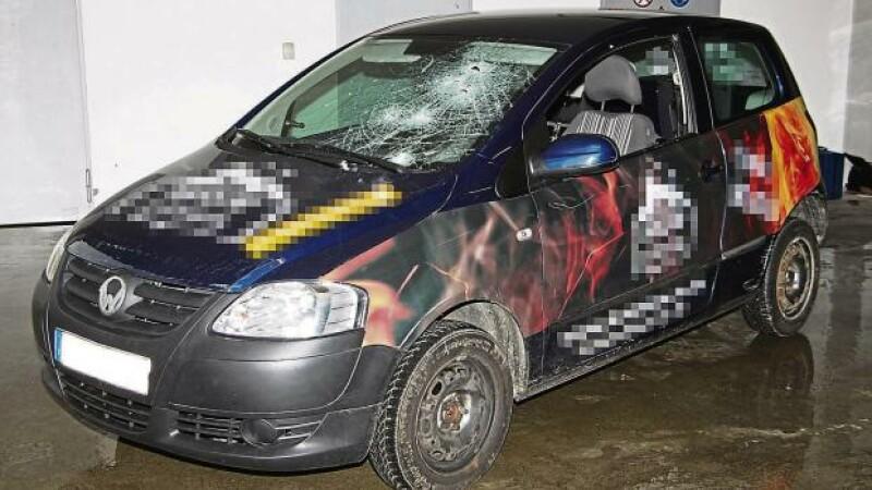 Român atacat cu drujba și toporul, în Germania, în timp ce livra pizza