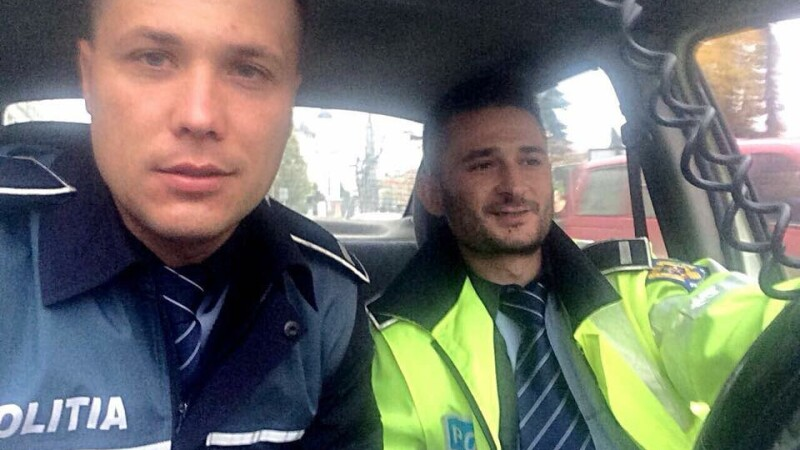 politiști Cluj