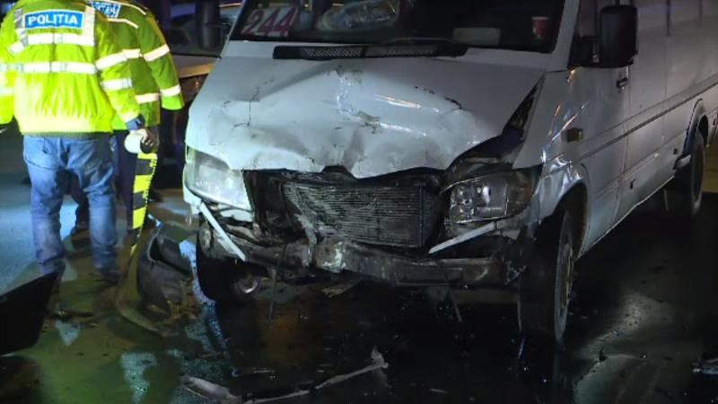 Tânărul de 16 ani care a condus beat și a provocat 3 accidente, arestat pentru 30 de zile