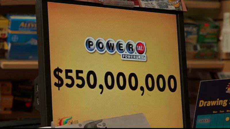 loterie, sua, Powerball,