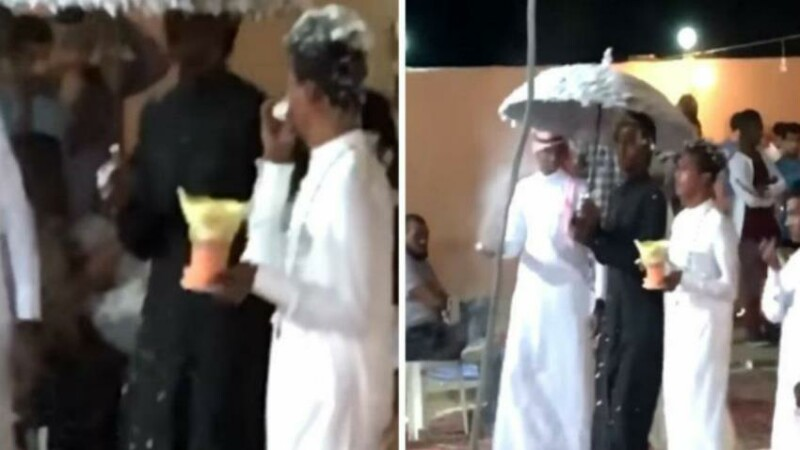 Anchetă în Arabia Saudită, după viralizarea unui video cu o nuntă gay. Mirii riscă pedeapsa cu moartea