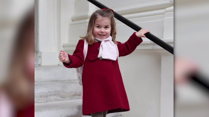 Prințesa Charrlotte