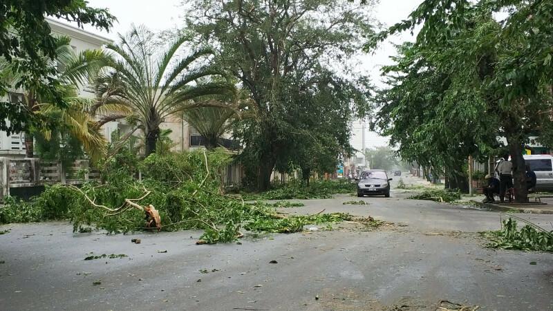 ciclon Madagascar
