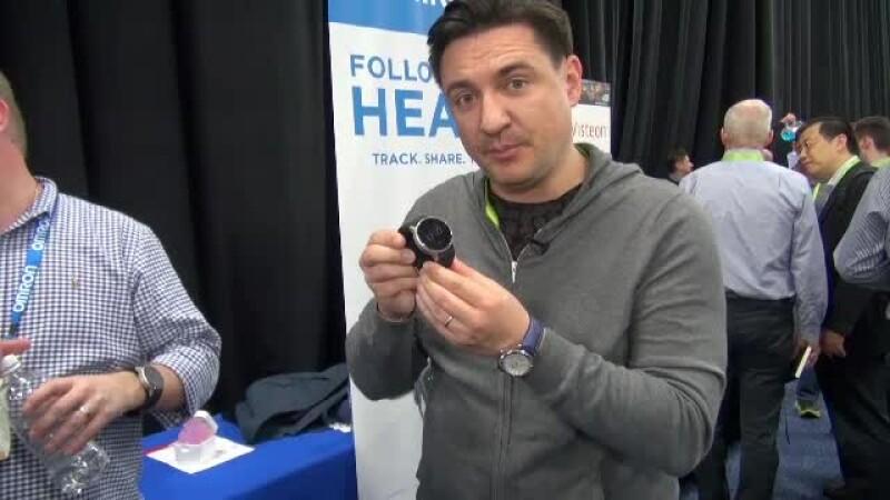 CES 2018. Cele mai interesante gadgeturi: ceasul cu tensiometru, relansarea PDA-ului și cardul smart