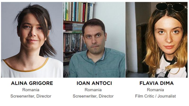 Trei actori români talentați vor călca în acest an pe covorul roșu al festivalului de la Berlin