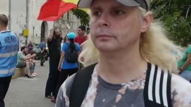 Instanţa a anulat amenda aplicată unui cunoscut protestatar de către Jandarmerie