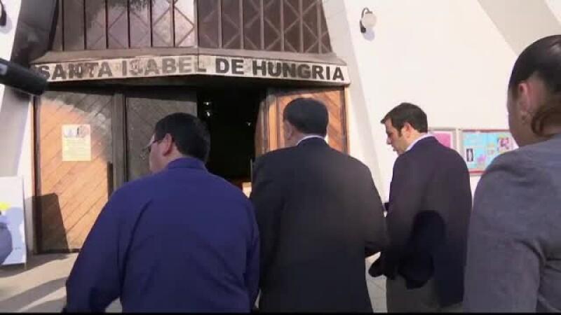 Atacuri cu cocktailuri Molotov, în timpul vizitei Papei în Chile. Mesajul atentatorilor