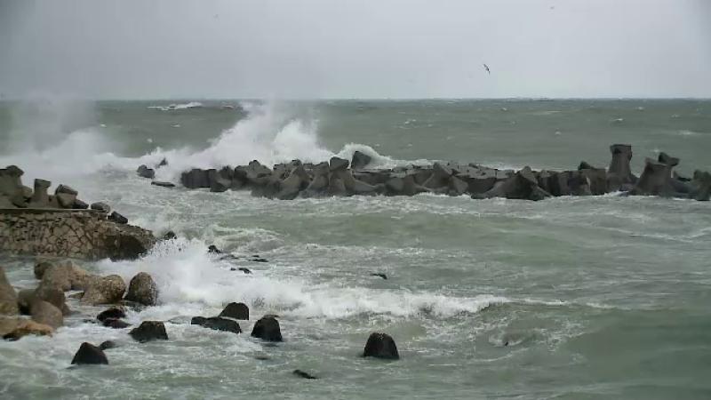 Cutremur în Marea Neagră. S-a produs la o adâncime de 30 de kilometri