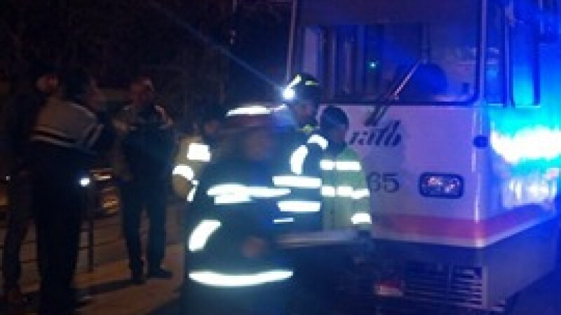 Accident Tramvai, Viilor