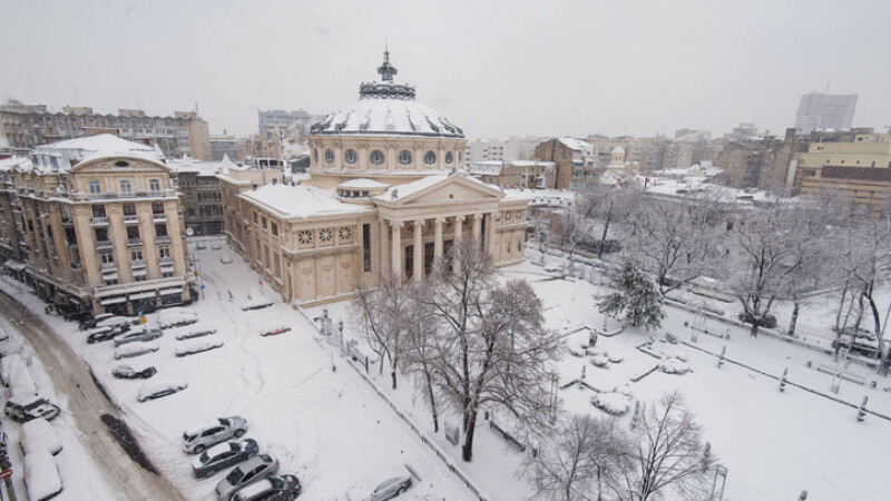 Vremea 15 ianuarie 2018: Temperaturi, sub pragul înghețului. Prognoza meteo