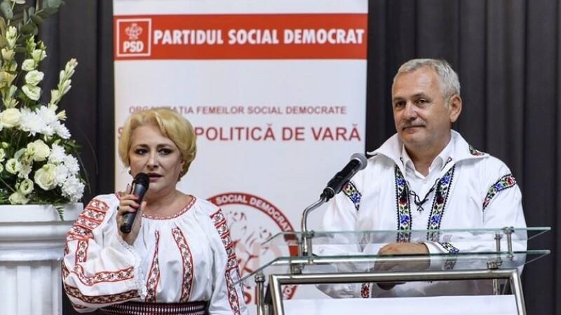 Cine e Viorica Dăncilă, propunerea PSD pentru funcția de premier. A fost președinta al Organizației de Femei Teleorman