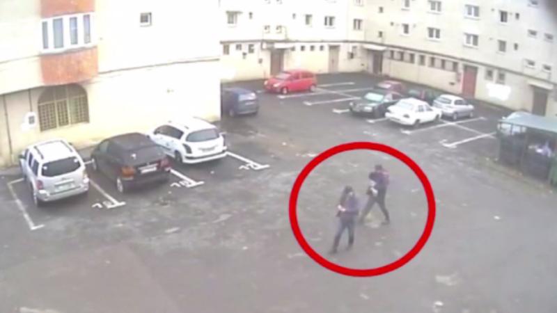 Furt filmat în Cluj. Hoții au furat banii cu care o familie voia să cumpere un apartament