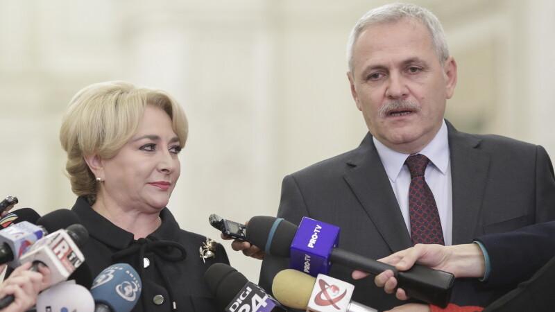 Viorica Dăncilă, Liviu Dragnea
