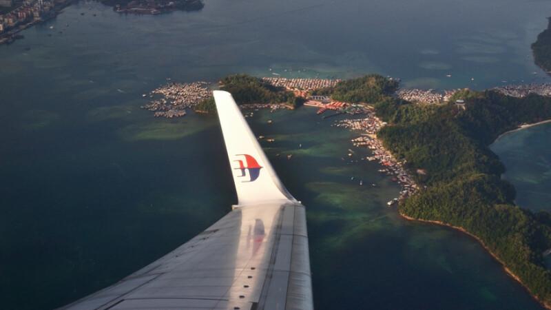 avion Malayisia Airlines