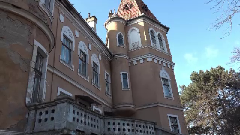 castelul Ugron