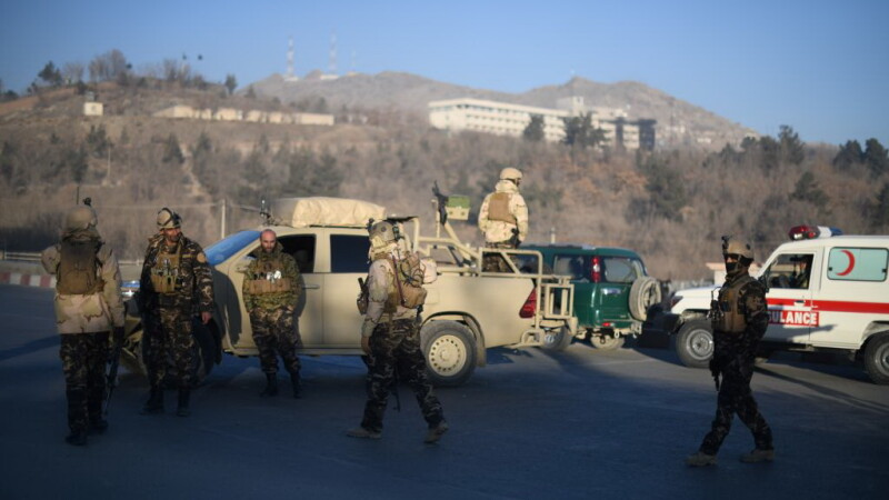 atac hotel Intercontinental Kabul