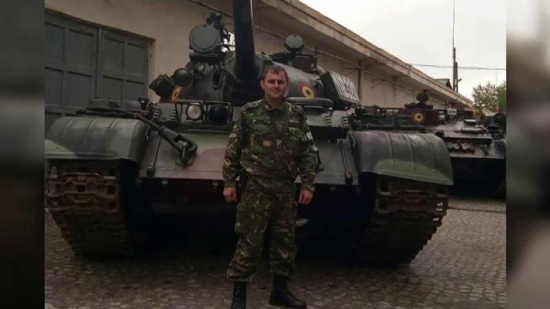 militar Dâmbovița