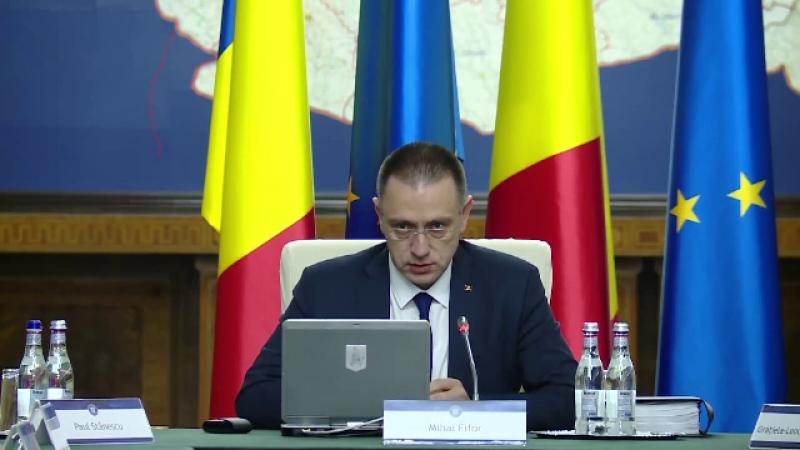 """Ministrul Apărării: """"Nu cred că trece o zi fără o provocare din partea Rusiei în spațiul aerian sau în apele României"""""""