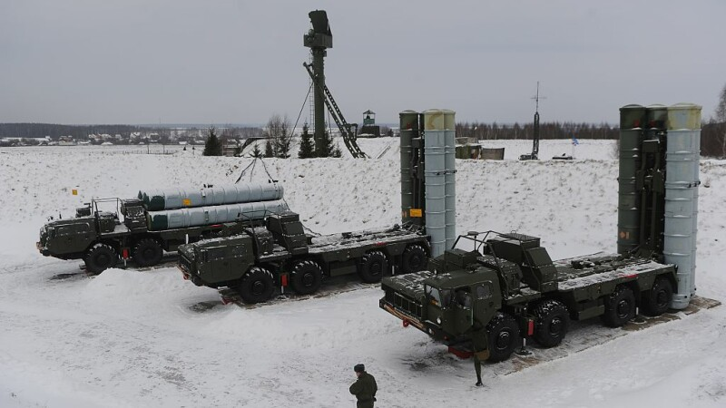 sisteme de rachete S-400