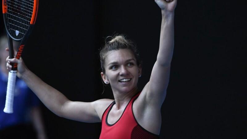 Simona Halep - Caroline Wozniacki