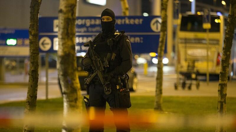 politie in amsterdam