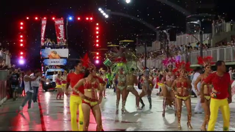 Carnavalul din Paraguay