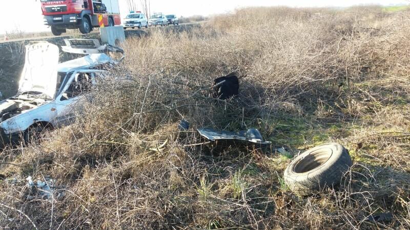 accident la Tășnad