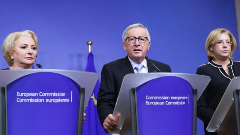 """România, criticată dur într-un raport al CE: """"Se pune presiune pe sistemul judiciar"""""""