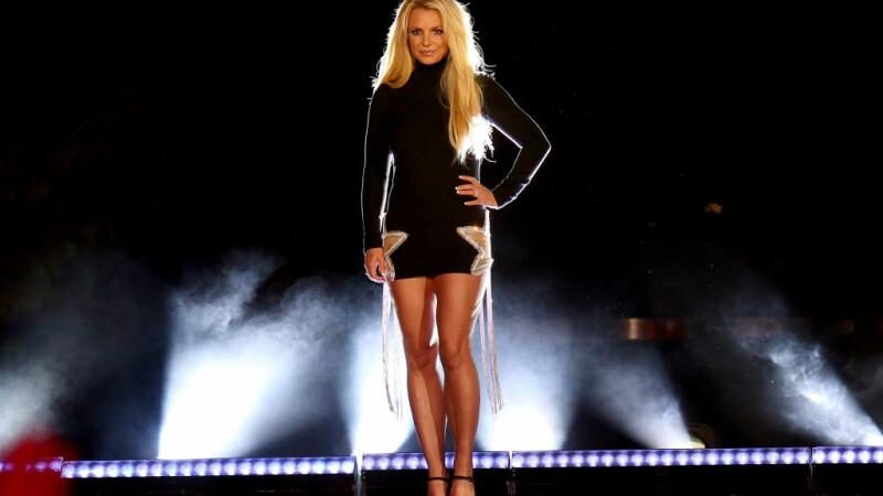 Britney Spears a anunţat că renunţă la muzică