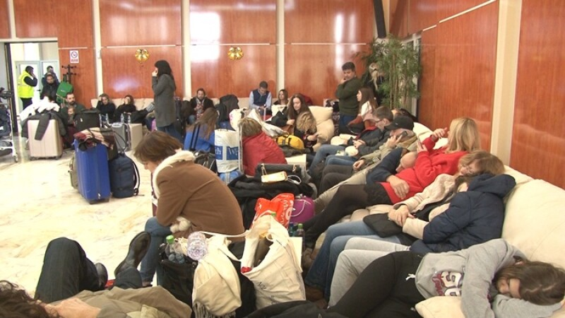 Aterizare de urgență la Timişoara a unei aeronave Ryanair cu 182 de pasageri la bord