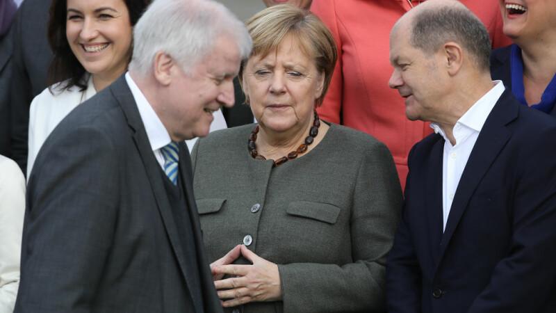 ministru german finante