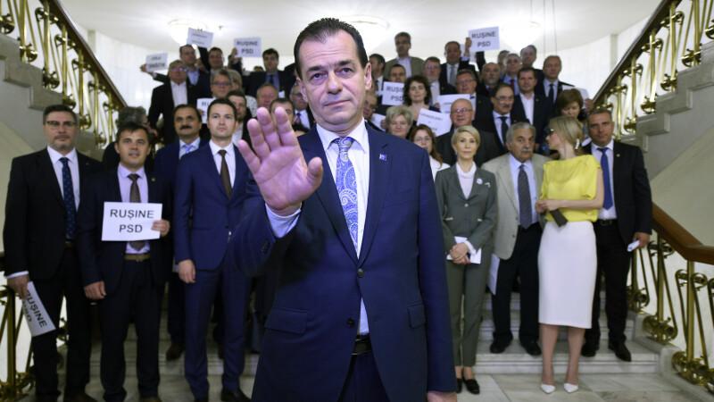 PNL îi cere șefei CSM să sesizeze CCR în cazul lui Călin Popescu Tăriceanu