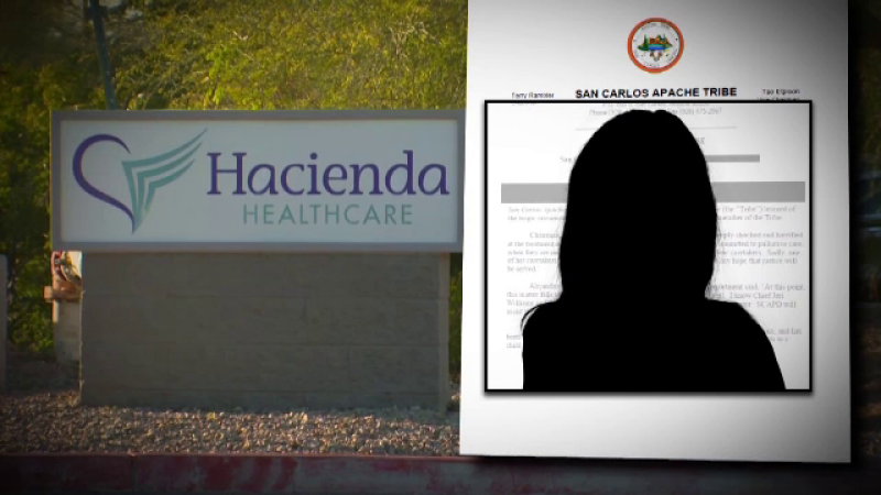 Arizona, naștere, femeie in coma