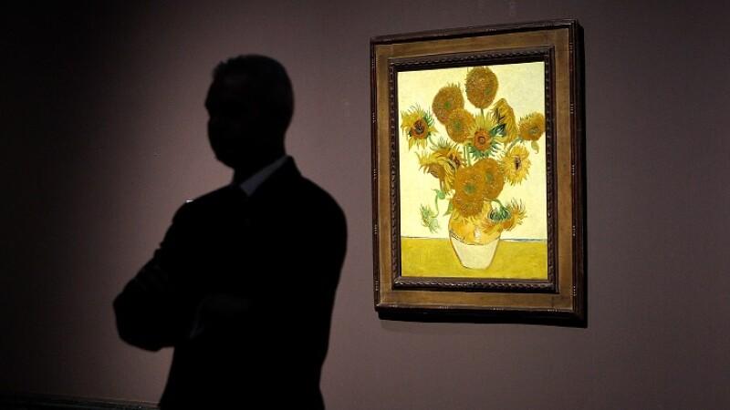 """""""Floarea Soarelui"""" de Van Gogh"""