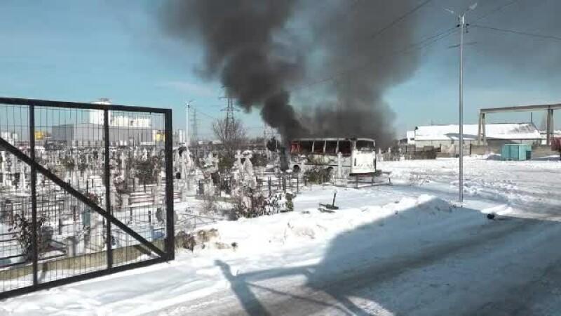 autobuz foc